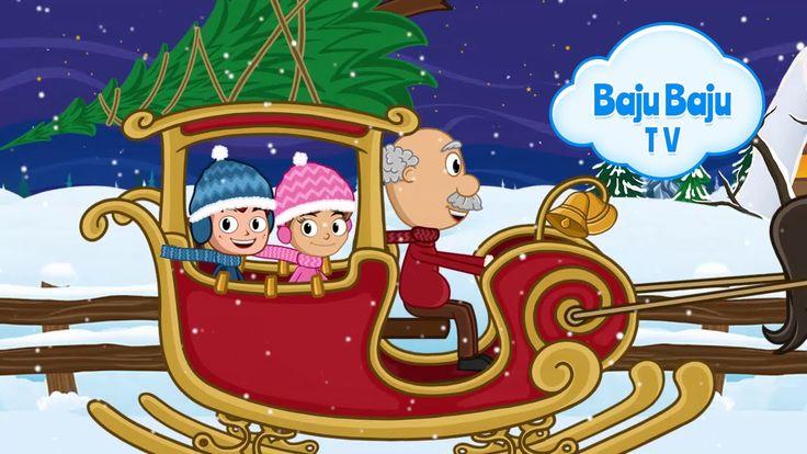 Pada śnieg, pada śnieg, dzwonią dzwonki sań   Swietne wykonanie,bajeczne ilustracje