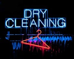 Dry cleaning is necessary for clothes