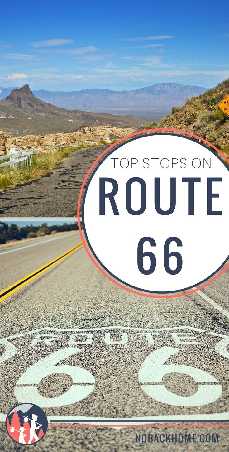 Top 5 Stops on Route 66 Los