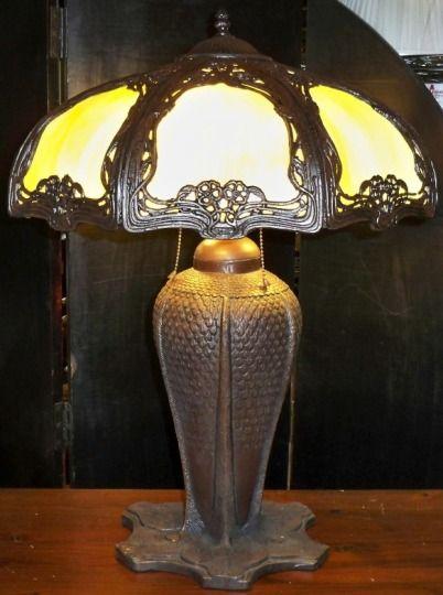 37 best Antique Lamps images on Pinterest | Antique lamps, Floor ...