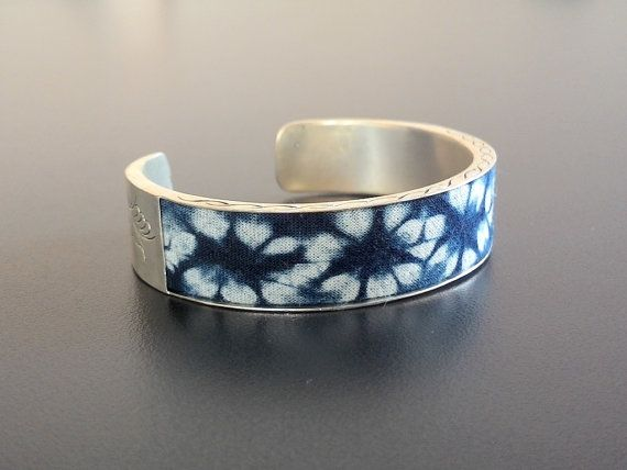 Ethnic Miao Silver Cuff Bracelet/Handmade by HillTribesTreasures