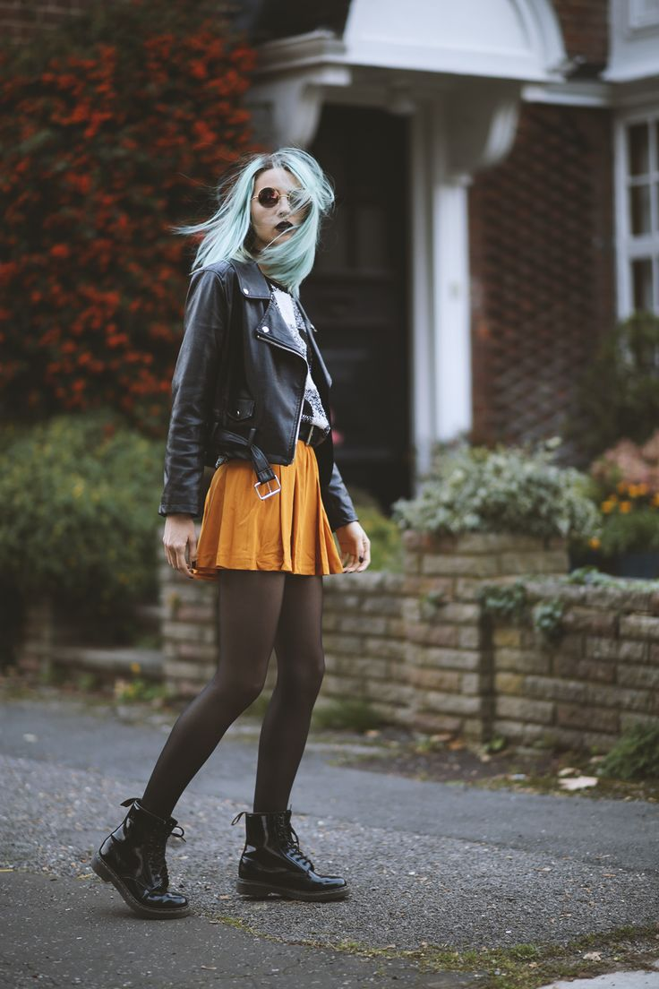 FALL IN LONDON | Vintageena #fashionblogger #fashion #falloutfits #outfit #ootd