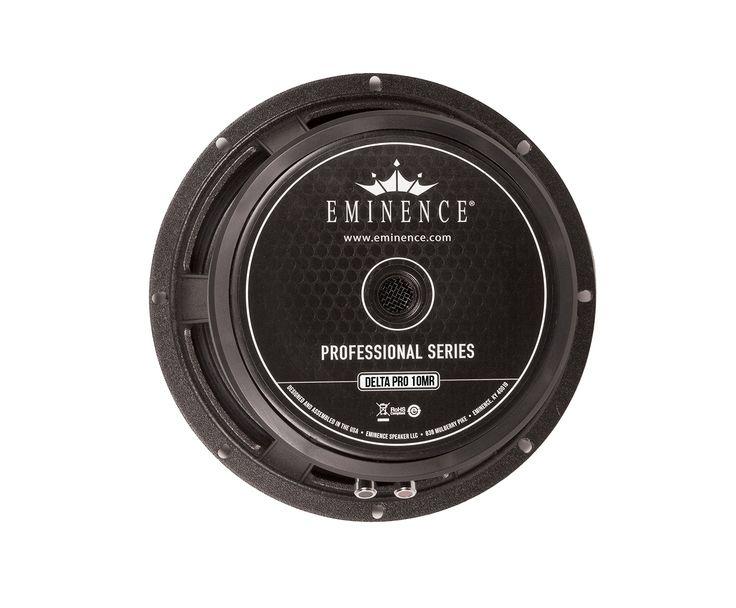 "Eminence Professional Series DELTA PRO 10MR-8 10"" Pro Audio Speaker, 200 Watts at 8 Ohms"