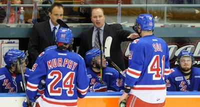 Depending on who returns to the club pending professional possibilities, the Kitchener Rangers could be an Ontario Hockey League championship contender next season.