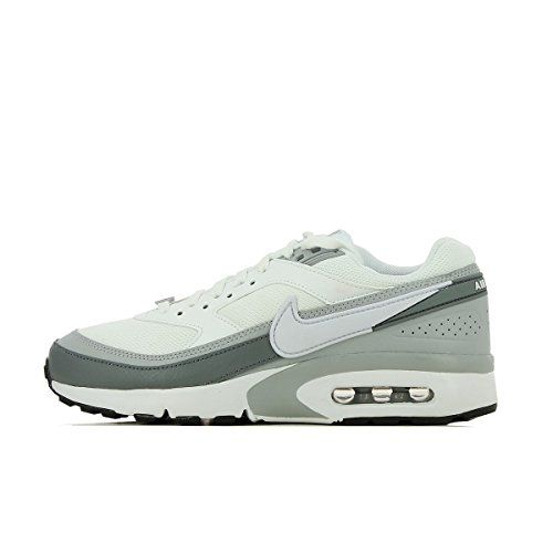 820344005 GRADE SCHOOL AIR MAX BW GS NIKE WOLF GREYWHITE * Click on the  image for