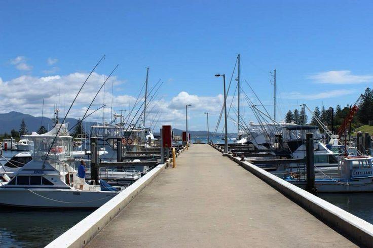 Wharf, Bermagui