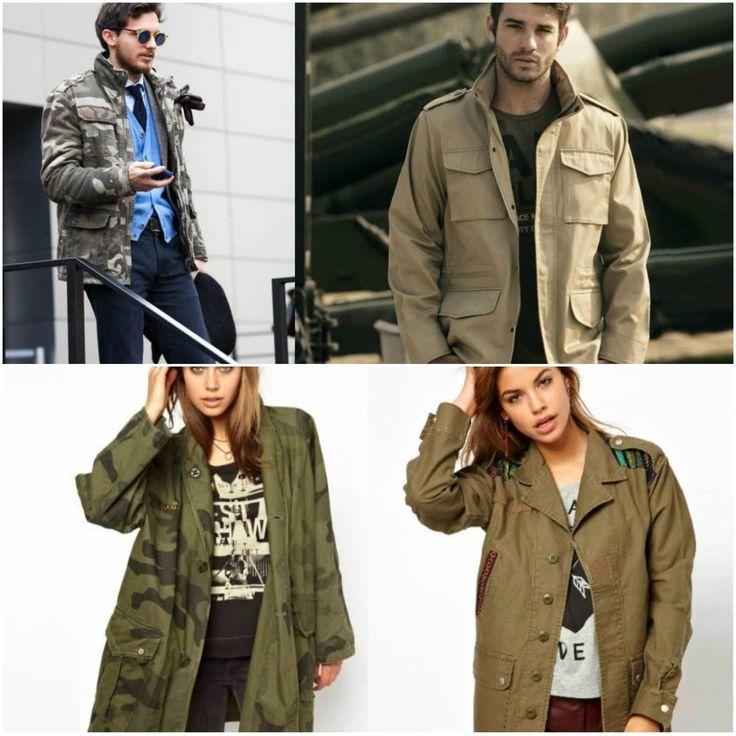 Мода в стиле милитари: как правильно сочетать и с чем носить.