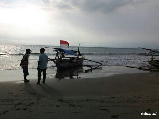Indonesia, Anyer #beach