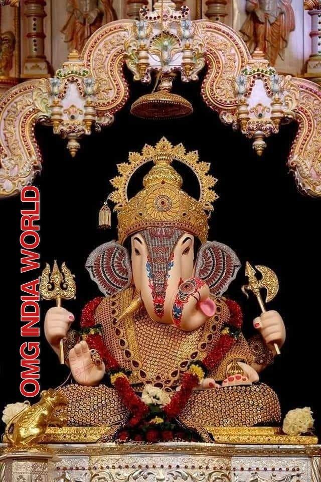 Pin by Harshita Mishra on Hindu gods Lord ganesha