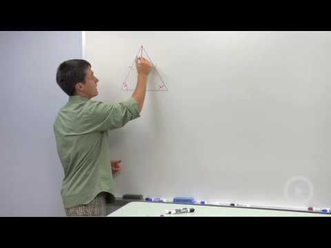 Special Isosceles Triangle Properties and angle bisector is perp bis of base