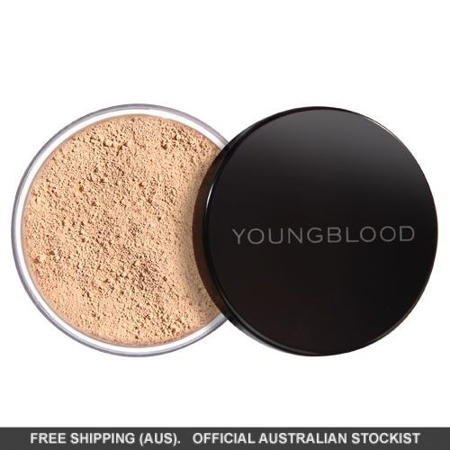 YoungBlood Loose Mineral Foundation -Neautral - mineral makeup I find leaves my skin feeling nicer at the end of the day! Who better than YoungBlood.  #adorebeautydreamhaul