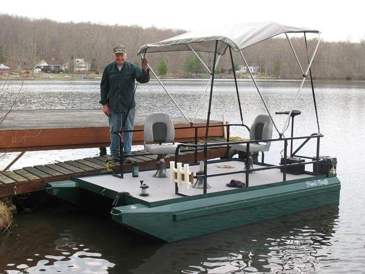 The 25 best mini pontoon boats ideas on pinterest for Walmart fishing boats
