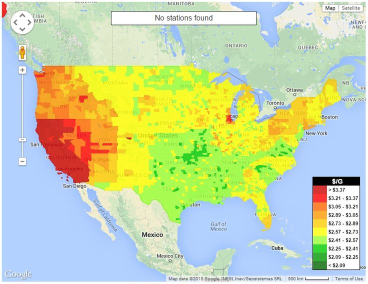 Best Us Gas Prices Ideas On Pinterest Gas Price Usa Gas - Gas prices us map