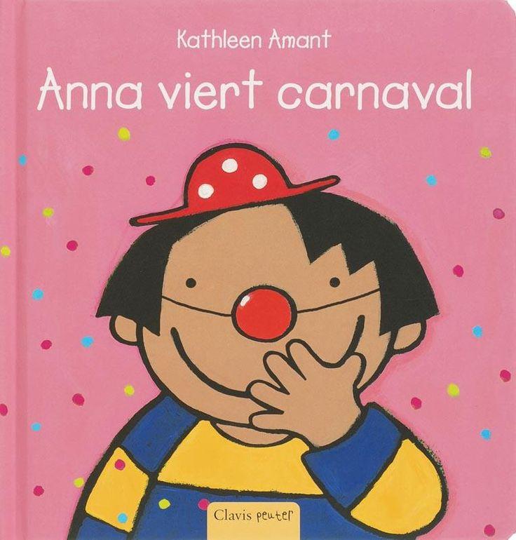 Anna viert carnaval - Kathleen Amant