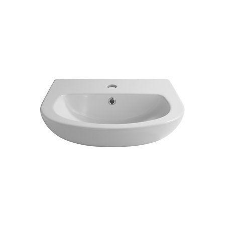 Glass Bathroom Sinks B&Q best 25+ semi recessed basin ideas on pinterest | bathroom semi