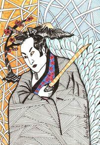 586 Zentangle Shogun