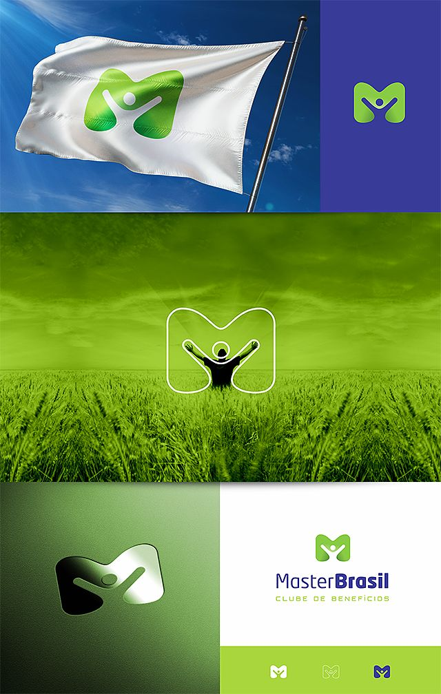 Logo Mater Brasil Clube de Negócios.