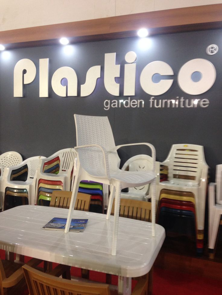 Plastico Arm Rattan Chair
