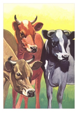 Cows as artCows Art, Loss Recipe, Healthy Weights, Art Cows, Posters Ideas, Favorite Pin, Favourite Pin, Alert Cows, Cows Posters