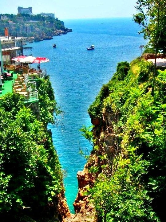 Looking landscape from wide angel at Antalya-Turkey by Mehpare Firat, via 500px