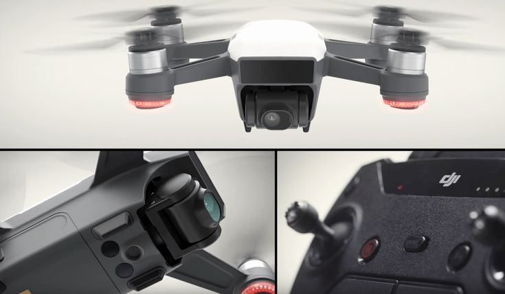 dji spark how to connect with otg support
