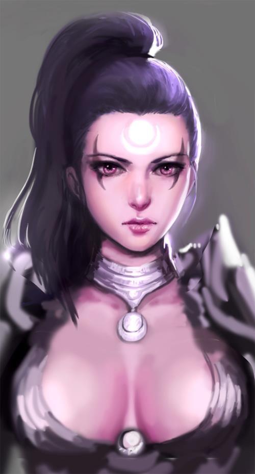 Diana of League of Legends