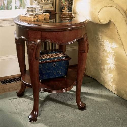 Best American Drew 793 917 Cherry Grove End Table In Classic 400 x 300