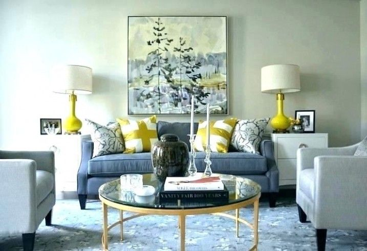 You Will Never Believe These Bizarre Truth Behind Yellow Grey And Blue Living Room Ideas Desain Interior Interior Desain Interior Rumah