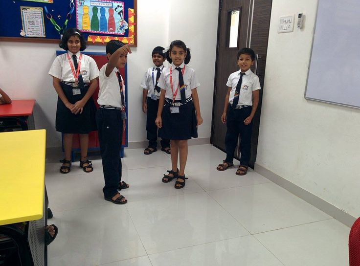 RESPECT  Grade V B had showcased a role-play in Value Education on the topic 'Respect'. The Children learnt that we must Respect everyone and must earn it for oneself.  visit: http://www.rainbowinternationalschool.in