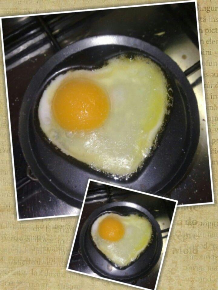 Eggs and L ♡ V E !  :)♥ ♥ ☆