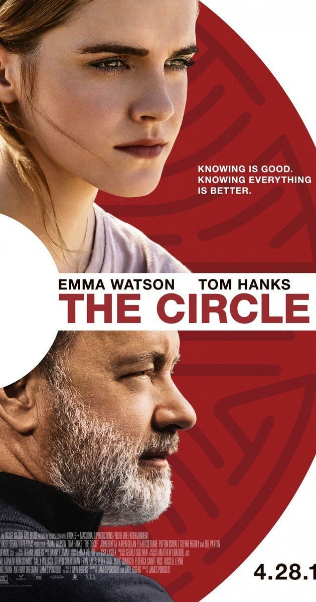 Cool Movies to watch: Directed by James Ponsoldt.  With Emma Watson, Tom Hanks, John Boyega, Karen Gil... Movies to watch Check more at http://kinoman.top/pin/16249/