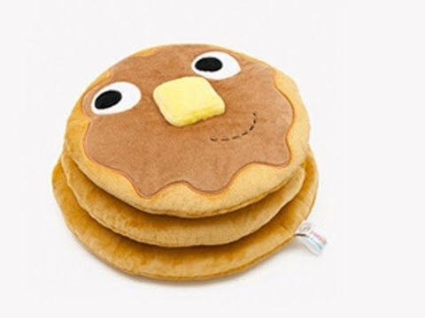 Fuzzy Pancakes and More! LÜT #19 bacon  earrings, mac & cheese air fresheners. backwards clock, edible pregnant crickers, snowball crossbow, formal bibs, spikey liquids