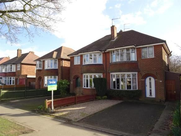 "3 bedroom semi-detached house for sale - Broom Leys Road, Leicestershire Full description   	** ATTRACTIVE DOUBLE BAY WINDOWED SEMI DETACHED HOME OFFERED WITH NO UPWARD CHAIN AND ENJOYING A PRIVATE SUNNY ASPECT REAR GARDEN, CONSERVATORY, 25'10"" LOUNGE/DINER AND FRONT PARKING. ** EPC rating D. SINCLAIR ESTATE AGENTS are pleased to offer this interwar... #coalville #property https://coalvilleproperties.com/property/3-bedroom-semi-detached-house-for-sale-broom-leys"
