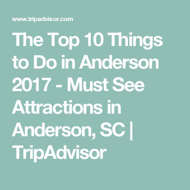 Anderson Sc Attractions Fashion Dresses