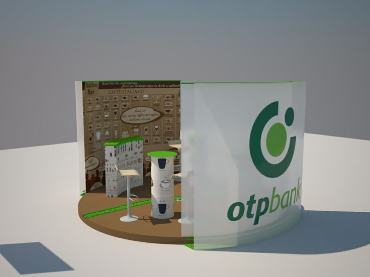 OTP stand