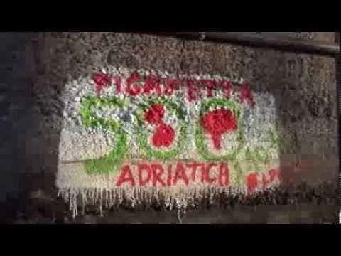 Diario di bordo di #Pigafetta500: Siamo sul muro! - YouTube
