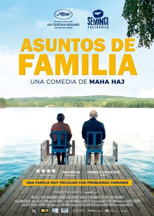 Cinelodeon.com: Asuntos de familia. Maha Haj.