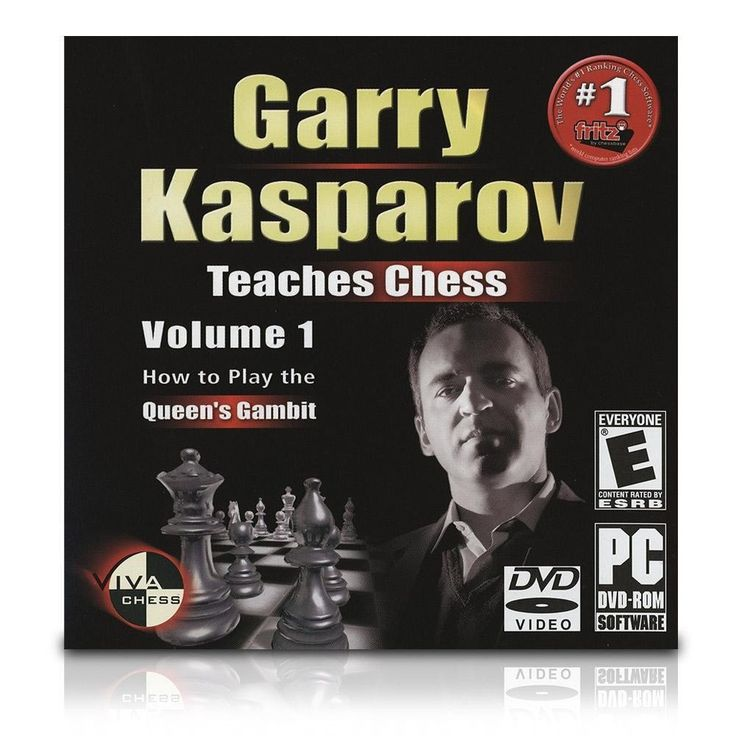 """Garry Kasparov Teaches Chess 1: How to Play the Queen""""s Gambit"""