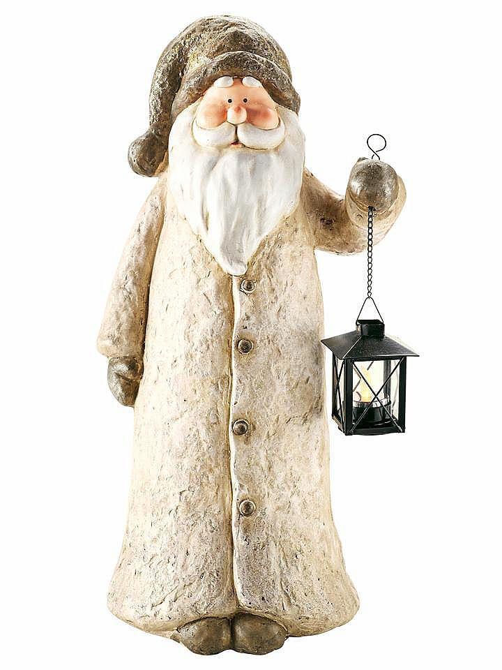 NAEVE Weihnachtsmann Jetzt bestellen unter: https://moebel.ladendirekt.de/weihnachten/weihnachtsdeko/?uid=6efad09a-b77c-5cd9-a939-7dcf99ddd517&utm_source=pinterest&utm_medium=pin&utm_campaign=boards #weihnachten #weihnachtsdeko #dekoratives