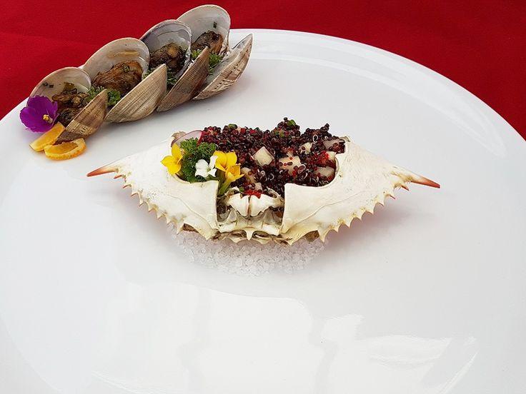Yengeç Etli Kinoa Salatası Tarifi | Mutfak İnsanları