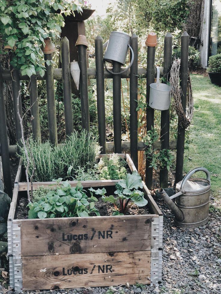 Mit einfachen Mitteln im Garten zu mehr Gemütlich…