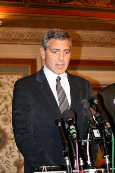 George Clooneys trip to Sudan