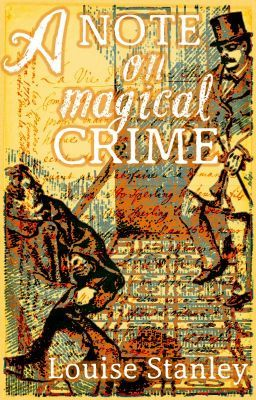 A Note on Magical Crime #wattpad #fantasy
