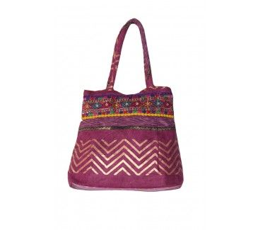 We Love Zig Zag with the Delicate Embroidery