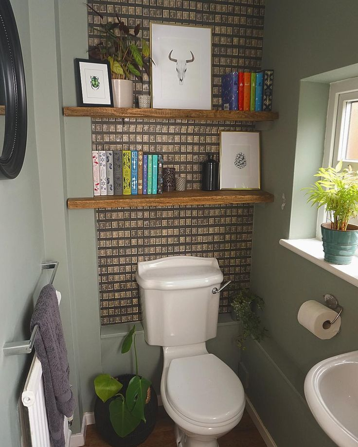 The 25 best downstairs loo ideas on pinterest cloakroom for Small loo ideas