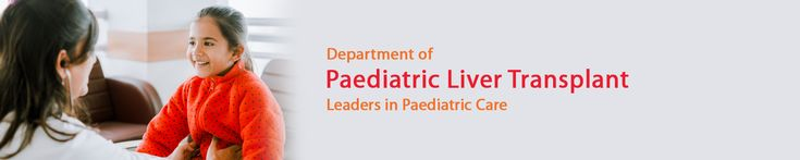 SPS Hospitals is fully equipped for pediatric liver transplant.