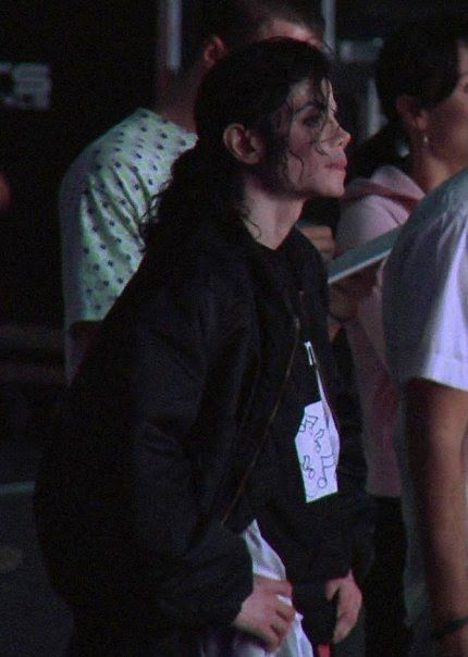 Michael Jackson   This is it   The photo was taken on June 24, 2009. The last day of his life.