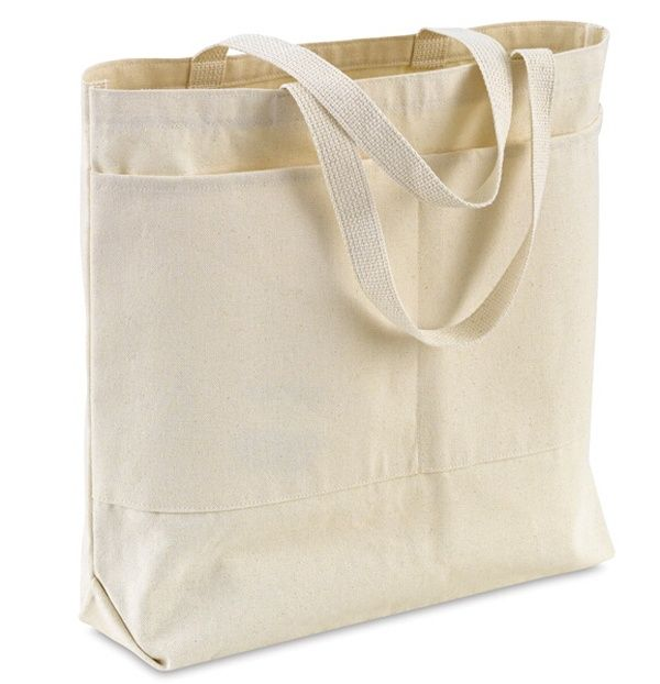 standard size cotton canvas printed tote bag | Printed tote bags, Bags,  Print tote