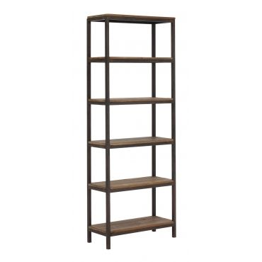 Macfarlane Tall 6 Level Shelf - Reclaimed Timber