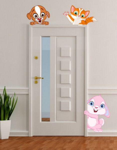 http://artsticker.co.uk/product/2640f-wall-sticker-animals-around-the-door